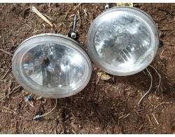 deux phares avant de golf 2...